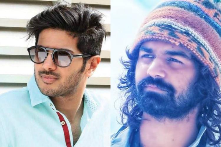 Dulquer Salmaan wishes little brother Pranav Mohanlal all the best for Aadhi