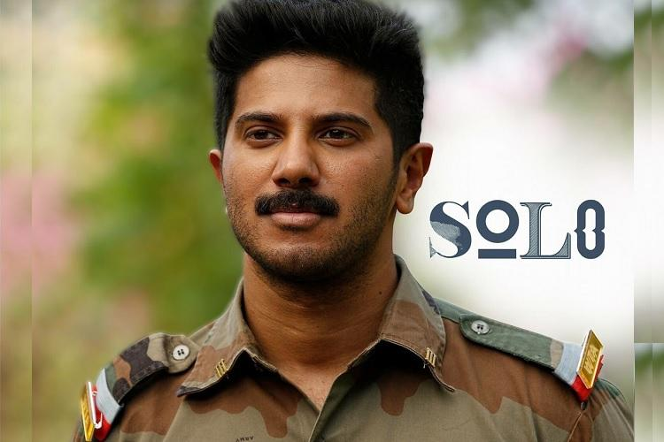 Solo Review Dulquer Salmaan shines in this uneven anthology film