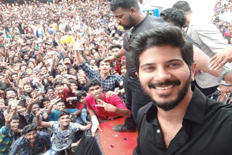 Man collapses dies during Kerala mall inauguration by Dulquer Salmaan