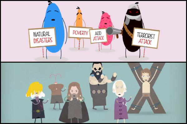 The many dumb ways you can die in India PS Theres a Game of Thrones version too