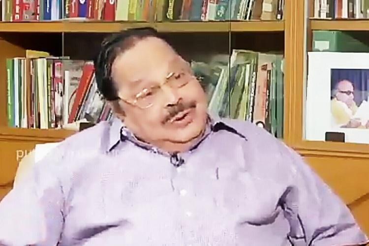 Watch DMK MLA Durai Murugans biting mockery of Modi OPS and EPS