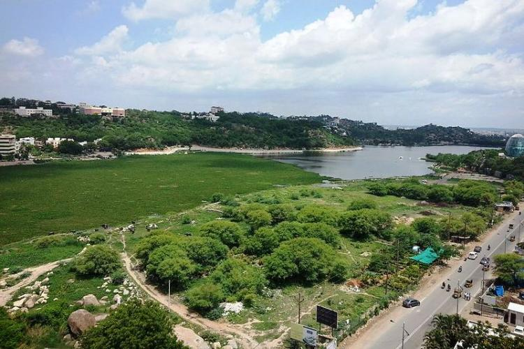 Durgam Cheruvu A timeline of how Hyderabad destroyed its secret lake