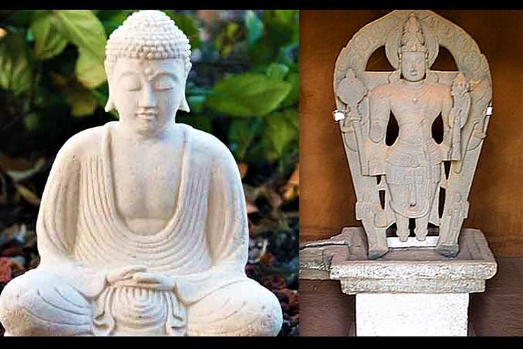 Andhras Durgi stone carvings get GI tag only Guntur producers can sell it now