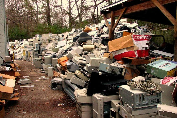 India among top five countries in e-waste generation Study