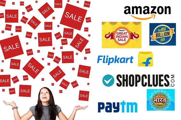 Flipkart vs Amazon vs Paytm Sale Offers: The Best Deals Available Today