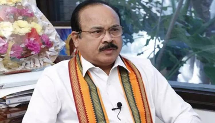 Peddi Reddy had been with the Telugu Desam Party (TDP) and joined the BJP in 2019