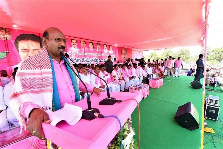 Telangana polls In Yellareddy TRS candidate Ravinder Reddy faces anti-incumbency