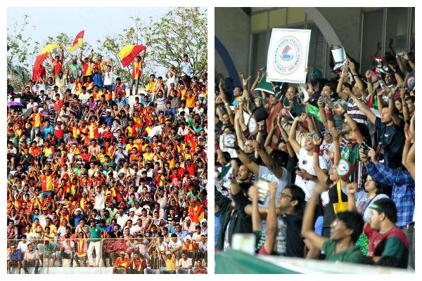Why fans of bitter rivals East Bengal and Mohun Bagan are uniting in Bengaluru