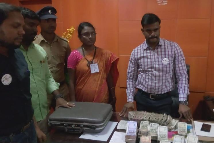 Rs 17 lakh seized by ECI flying squad in Nilgiris on day of TN CMs visit