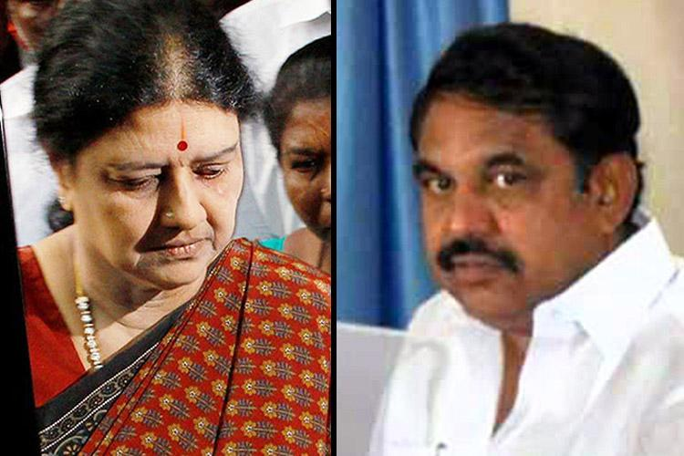 EPS faction set to hold General Council meeting efforts on to sideline Sasikala