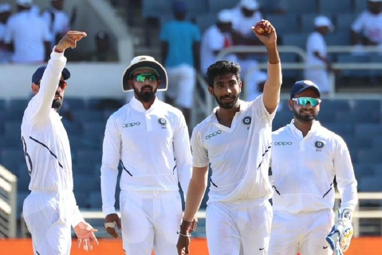 Jasprit Bumrah enters record books becomes third Indian to get a Test hat-trick