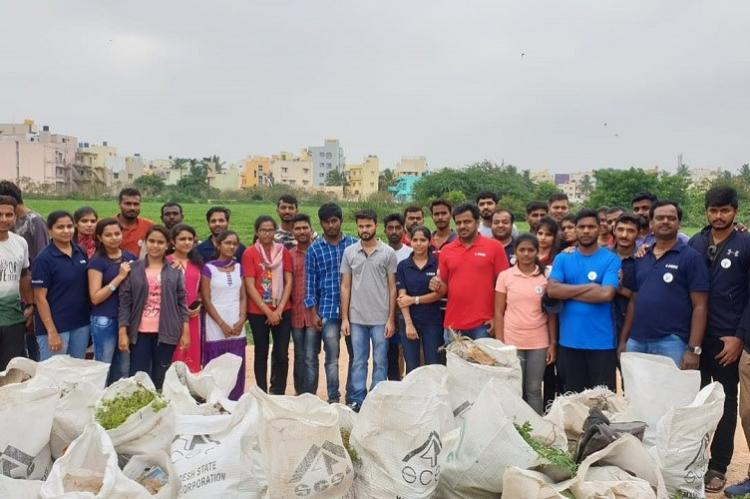 Kg Near Me >> In 2 Hours Volunteers Collect Over 15 000 Kg Waste Near Water