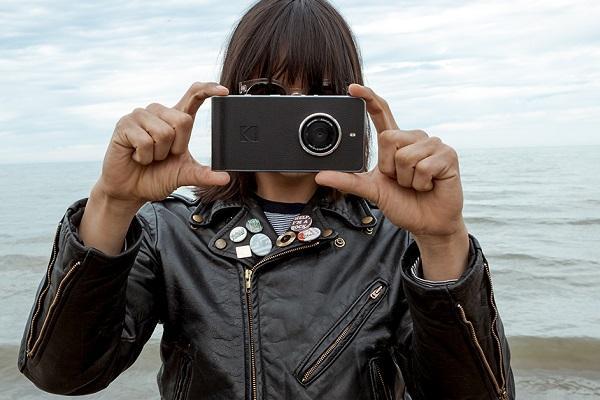 Kodak launches camera-led smartphone EKTRA in India with 21MP fast-focus camera sensor