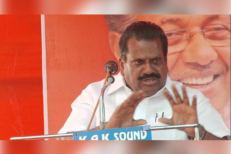 Sea washing to stop for a month EP Jayarajan after meeting Save Alappad protesters