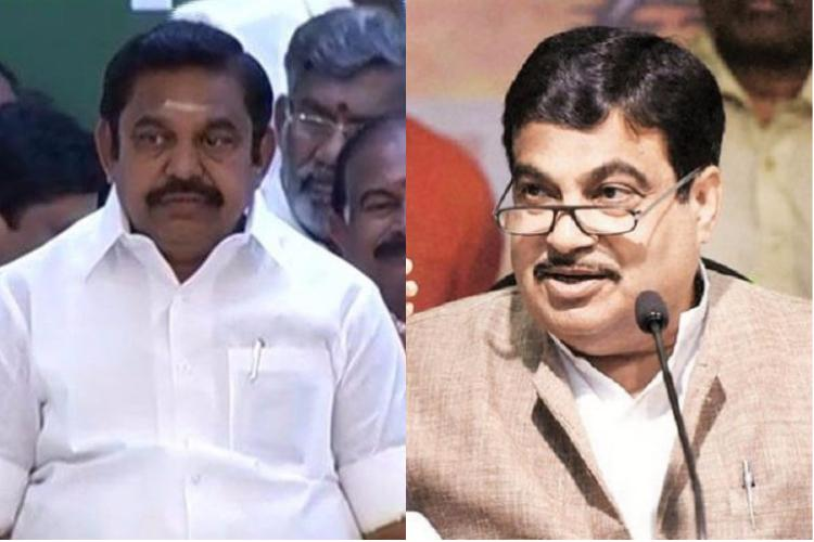 Each river dispute unique no need for permanent tribunal TN CM to Water Min Gadkari