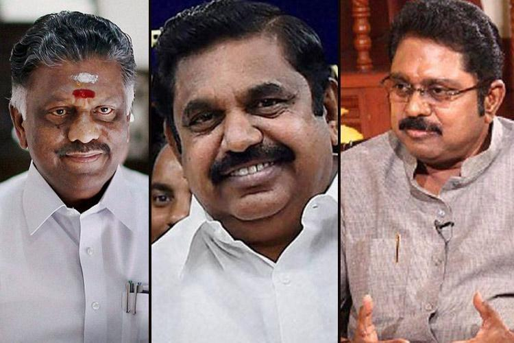 OPS is double-faced wanted my support to topple EPS alleges TTV Dhinakaran