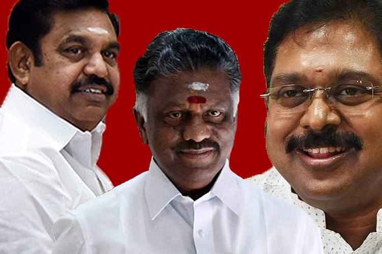The numbers game in Tamil Nadu Can TTV Dhinakaran pull down the govt