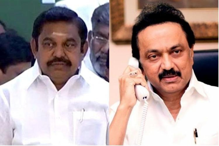 TN CM and MK Stalin engage in war of words over COVID-19 situation in Chennai
