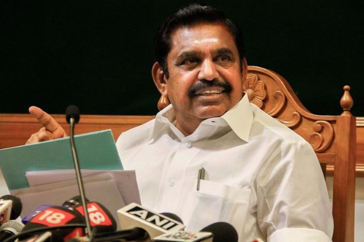 Reject Karnatakas proposal on Mekedatu TN CM writes to Centre