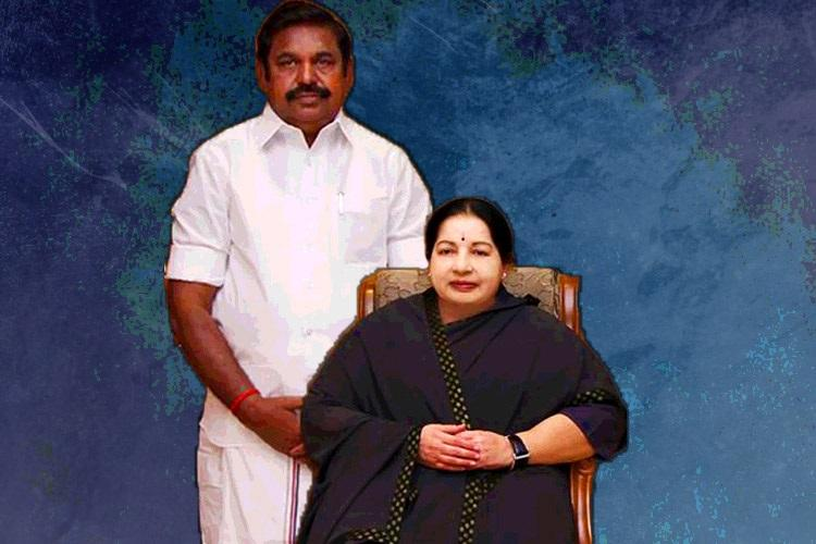 Jayalalithaas legacy of autocracy EPS seems determined to go beyond