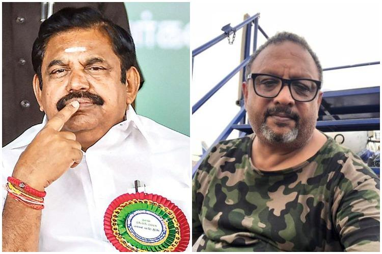 TN CM claims damages of Rs 1 cr from journo Mathew Samuel for Kodanad documentary