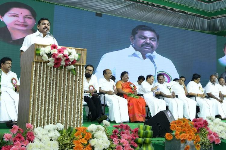 TN CM announces project to prevent sea erosion in Thoothukudi