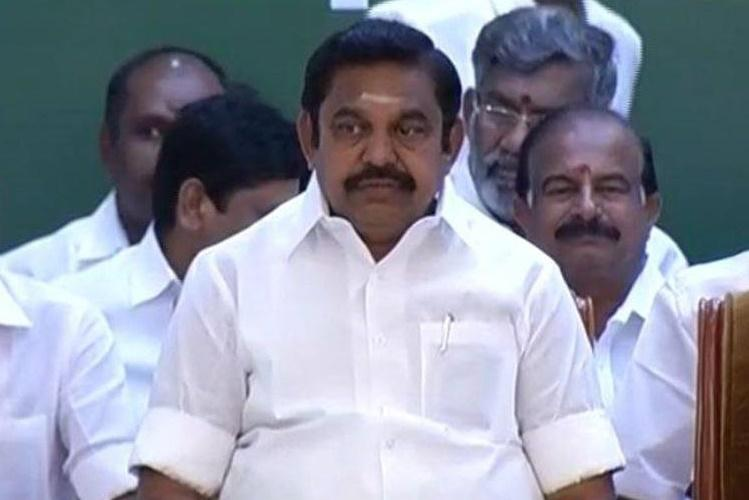 AIADMK MLAs meet TN CM EPS demand transparency in party