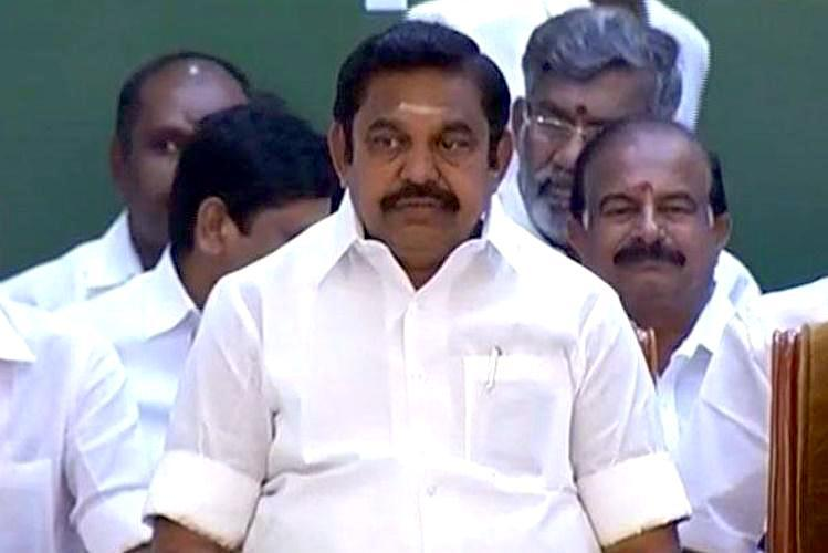 Two MLAs reject TTV Dhinakarans directives claim EPS is their leader