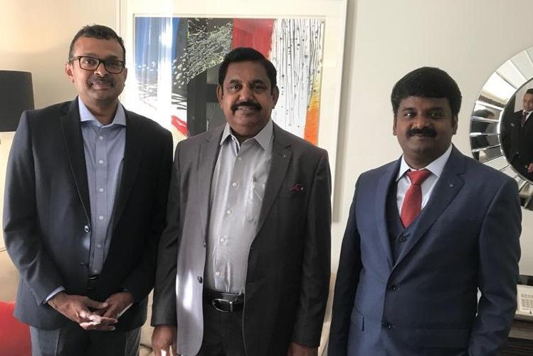 TN CM signs three agreements for healthcare collaborations in UK