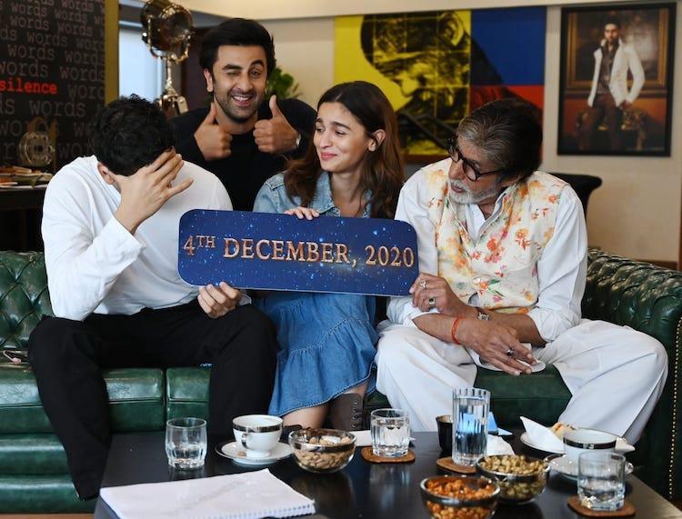 Release date announced for Amitabh Bachchan-Nagarjuna starrer Brahmastra
