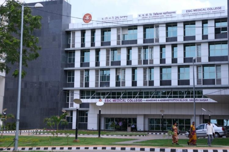 ESIC refutes media reports claims vested interests spreading panic about COVID-19 cases in hospital
