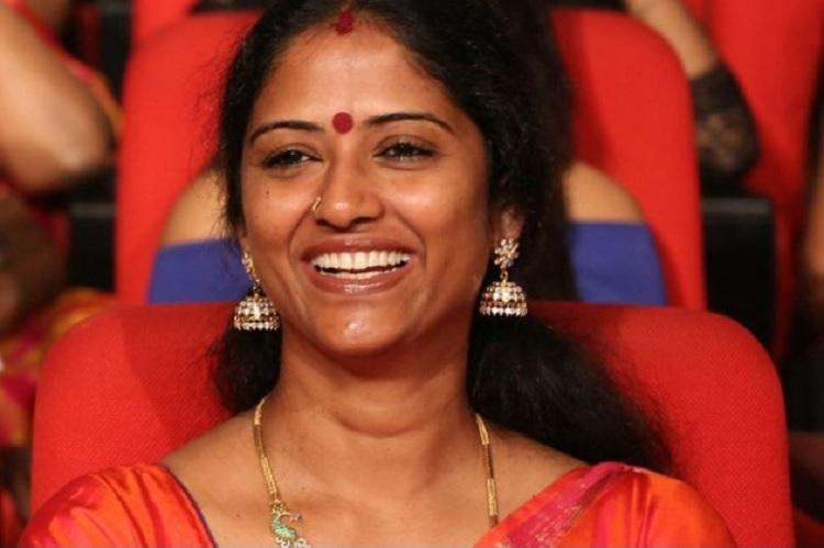 Ive a substantial role in Kaala wont disappear after a flashback Easwari Rao to TNM