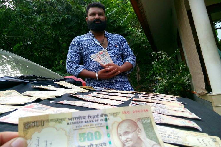 Kerala currency collectors dilemma What to do with lucky Rs 500 and Rs 1000 notes