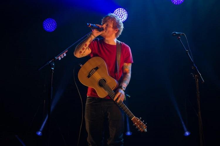 After Justin Bieber Ed Sheeran reveals his India tour dates get them here
