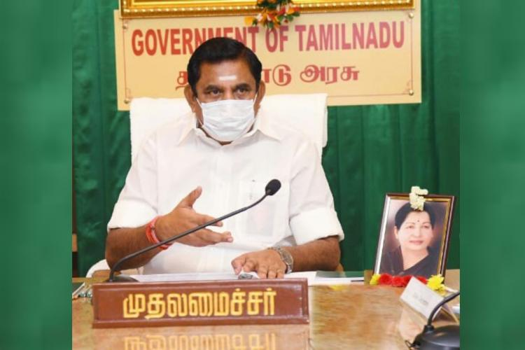 Cant conduct college final semester exams by September TN CM writes to MHRD minister