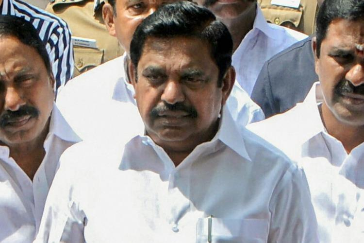 After Sasikala now EPS sets ball rolling to control AIADMK and TN govt