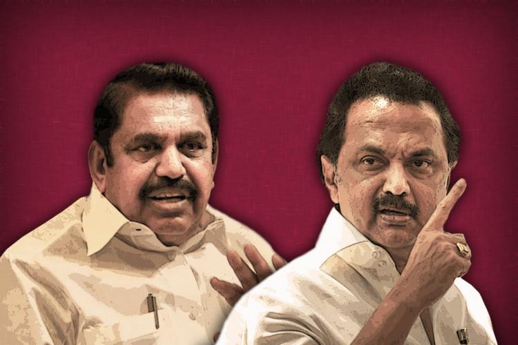Edappadi K Palaniswami M K Stalin