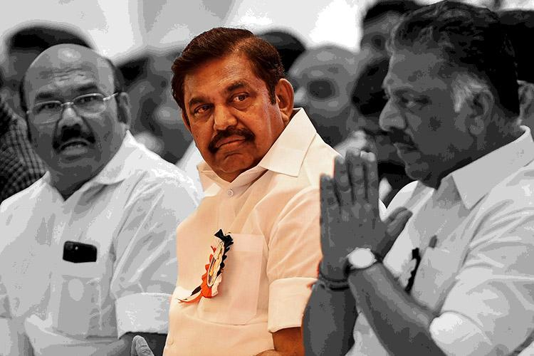 Why April 18 is a test for survival for EPS and the AIADMK