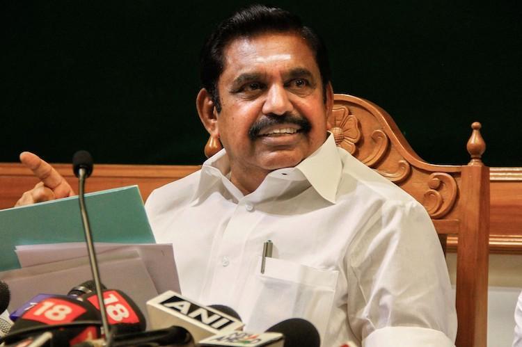 Chief Minister Edappadi Palaniswami