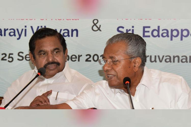 Kerala and TN to review Parambikkulam-Aliyar Water Sharing Agreement after 60 years