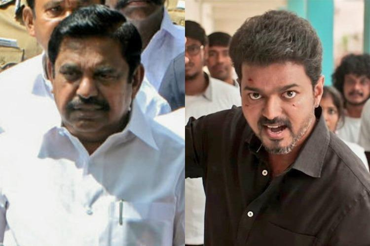 What does Kollywood do for peoples welfare TN CM defends protests against Sarkar