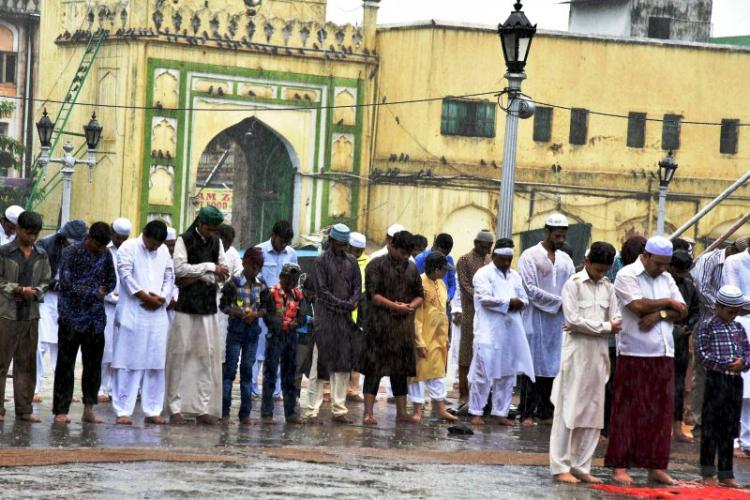 Rains continue to lash Hyderabad and parts of Telangana two buildings collapse