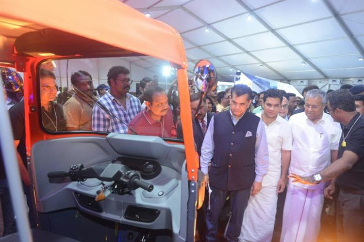 Keralas first electric vehicle charging station launched in Kochi