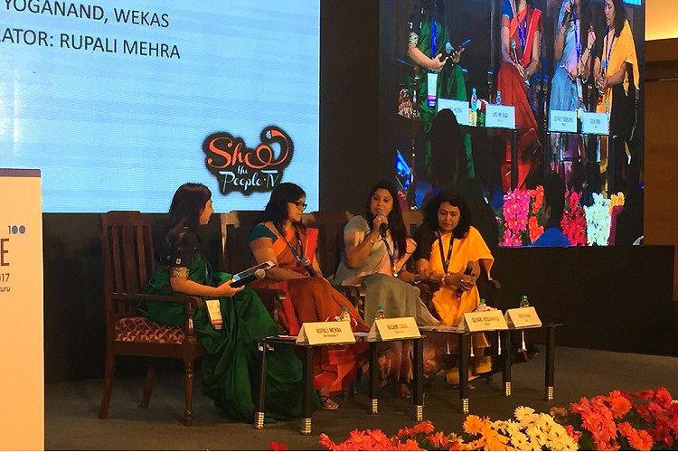 Struggle business impact Karnatakas women entrepreneurs share their stories at Elevate 100