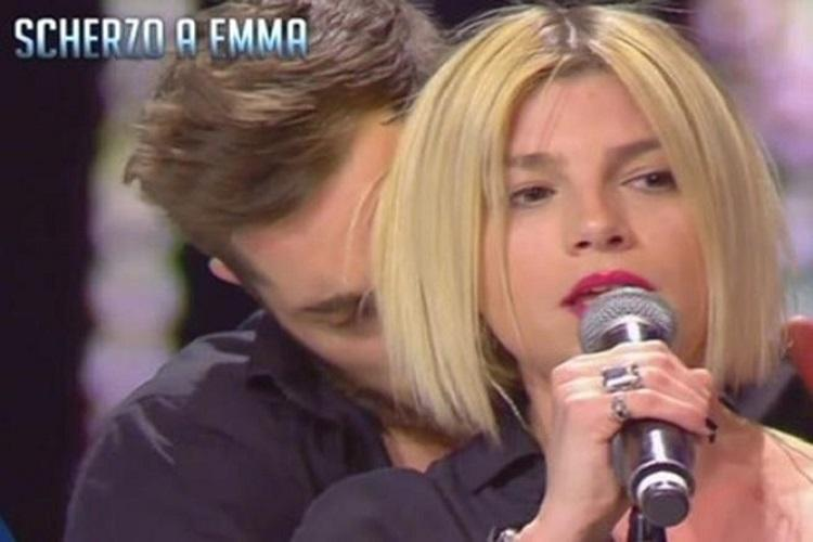Italian TV show has male dancer grope female pop star as a prank How low can we go
