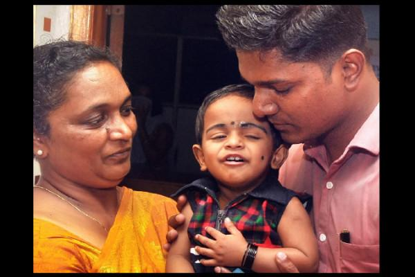 A Kerala fathers fight to be with his child abandoned by wifes family in an orphanage