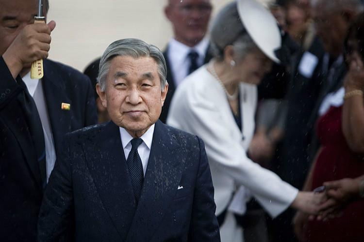 An ageing emperor steps down and leaves Japan at an awkward crossroads