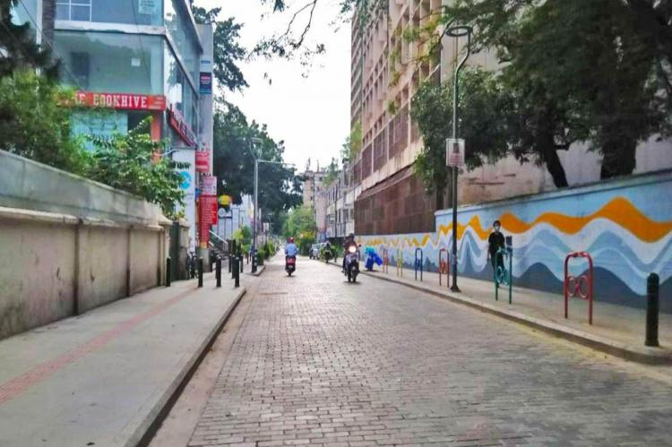 Bengalurus Church Street to go vehicle-free on weekends till Feb 2021