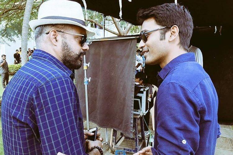 Dhanushs Enai Noki Paayum Thota back on sets