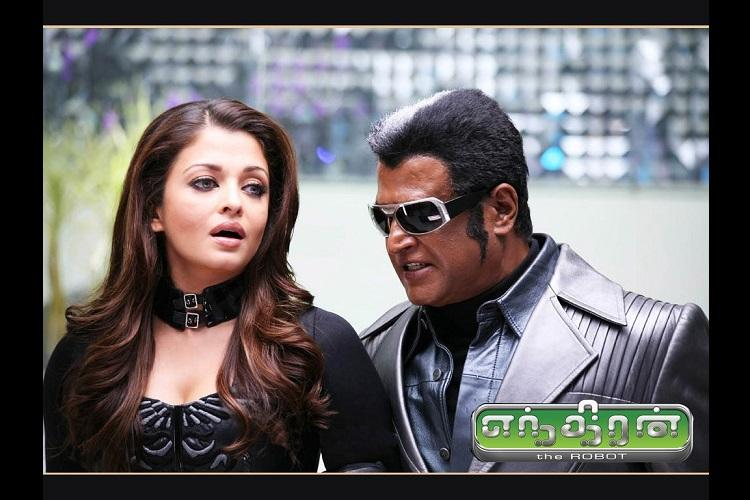 Shankar is Tamil cinemas man of ambitions and Enthiran tells you why